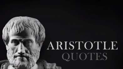 Aristotle - Timeless quotes of wisdom by Aristotle