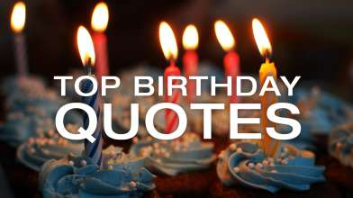 Best Birthday Quotes - Inspirational Birthday Messages