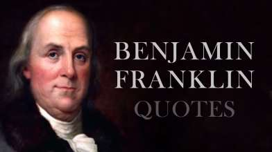 10 Inspiring Quotes by Benjamin Franklin