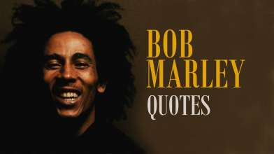 10 Inspiring Quotes by Bob Marley