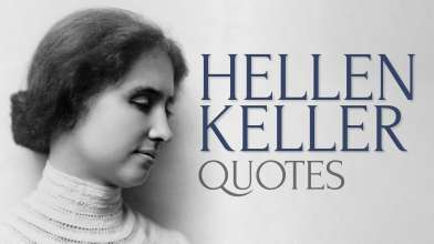 Inspiring Quotes from Helen Keller