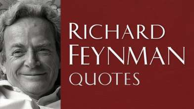 Top Inspiring Quotes by Richard Feynman