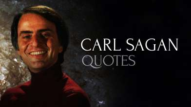 10 Inspiring Quotes from Carl Sagan