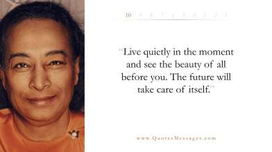 Selected Quotes from Paramahansa Yogananda