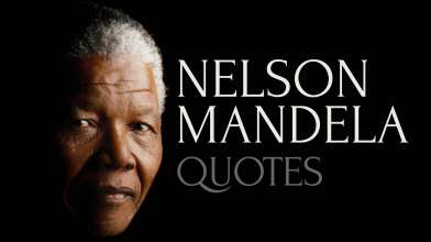 Inspiring and Honest Quotes by Nelson Mandela