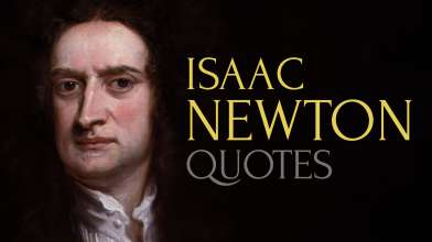 Wisest Quotes from Sir Isaac Newton