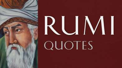 Rumi Quotes | Selected Quotes from Rumi